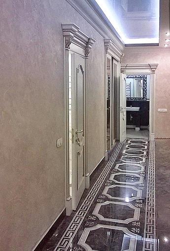 Студия 19,7 м кв - Ремонт студии под ключ - Цена 550 тр